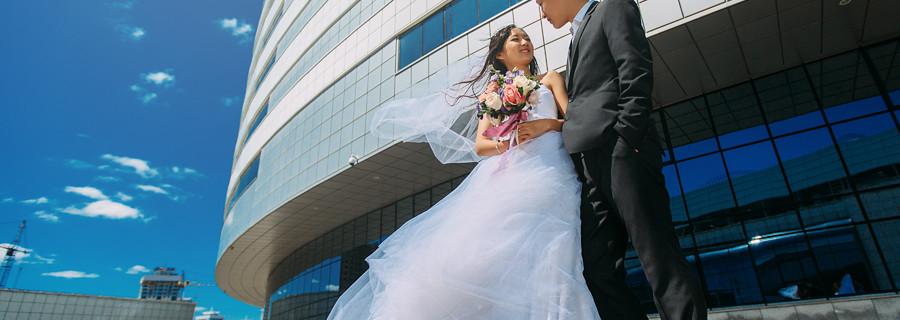 Свадебная фотосъёмка в Минске