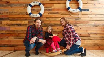 Семейная фотосессия в Минске