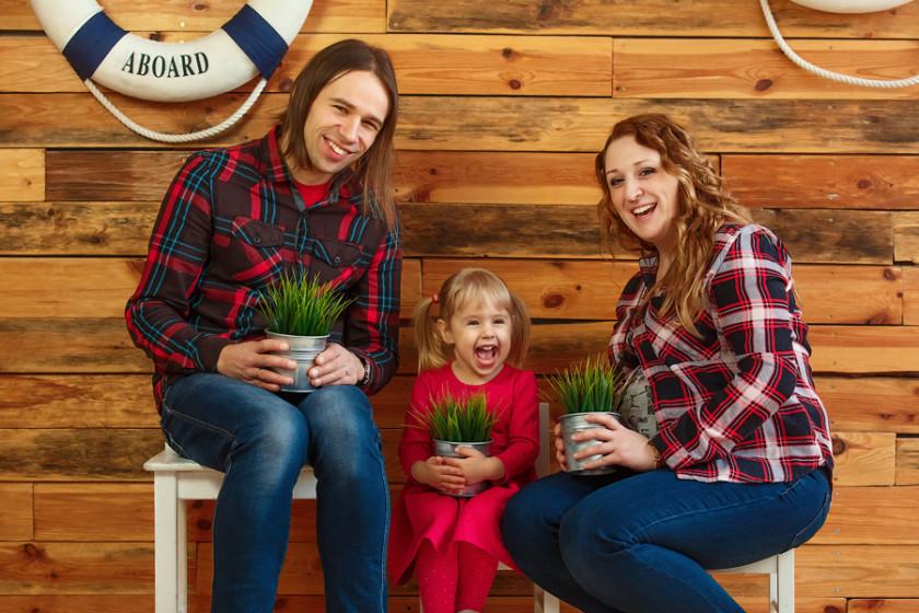 Семейная фотосъёмка в Минске